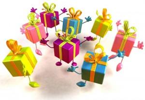 darila za otroke